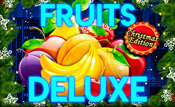 игровые автоматы Fruits Deluxe Christmas Edition