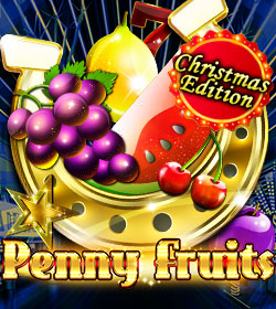 Penny Fruits Christmas Edition