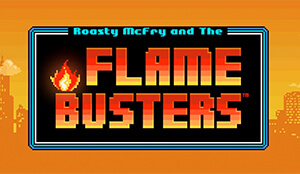 игровые автоматы Roasty McFry and The Flame Busters