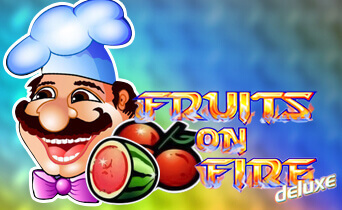 игровые автоматы Fruits on Fire Deluxe