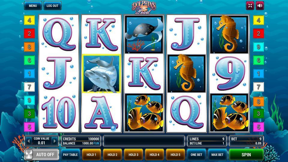 Dolphins Pearl 2 Online